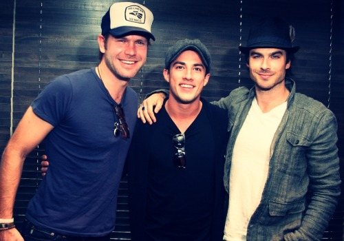 37/50 Pics of TVD's men