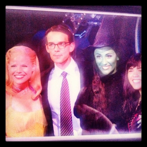 Wicked Ugly betty…. :) Megan looks good there!