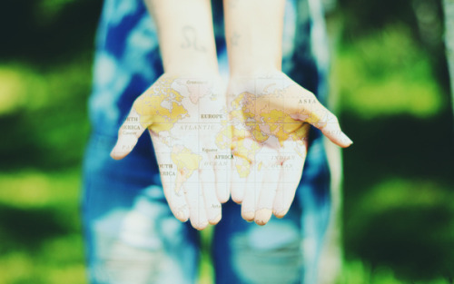 The world is in my hands on Flickr.Anne Marthe Widvey Photography