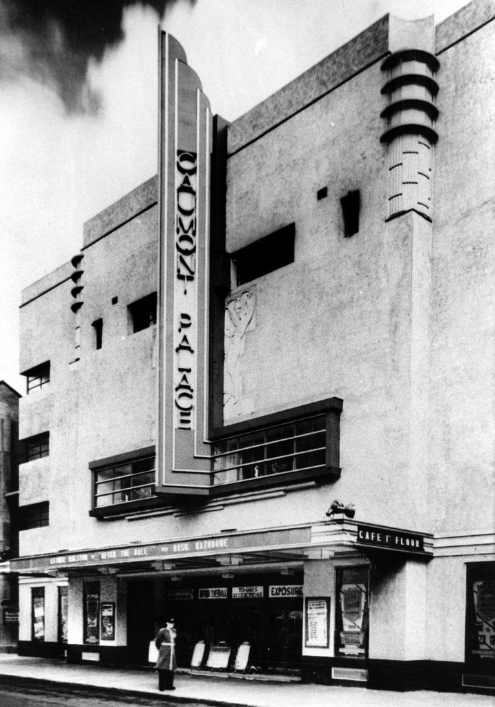 The Gaumont Palace in Cheltenham, 1932