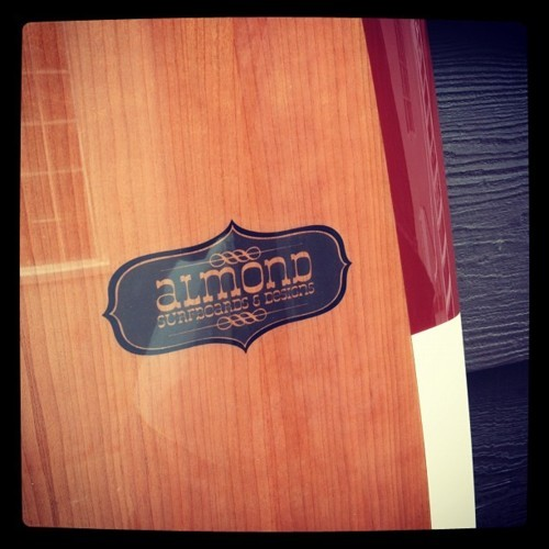 Photo by @almond_surfboards