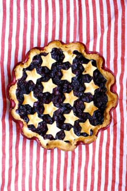 Blueberry Pies.