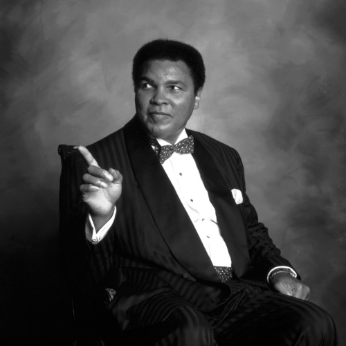 Muhammad Ali by Paul O. Colliton