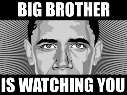 Obama Administration To Argue In Court That They Can Spy On Americans With Impunity The Obama administration is set to argue to a federal appeals court Friday that the government may breach, with impunity, domestic spying laws adopted in the wake of President Richard M. Nixon's Watergate scandal. The case tests whether Americans may seek recourse or monetary damages when a sitting U.S. president bypasses Congress's ban on warrantless spying on Americans — in this instance when President George W. Bush authorized his secret, warrantless domestic spying program in the aftermath of the September 2001 terror attacks. The government appealed to the 9th U.S. Circuit Court of Appeals, and arguments before a three-judge panel are set to be heard in Pasadena, California, this Friday. Congress, with the vote of President Barack Obama — who was an Illinois senator at the time — subsequently legalized much of the warrantless spying in the summer of 2008. The legislation also provided the nation's telecommunication companies immunity from lawsuits accusing them of being complicit with the government's warrantless wiretapping. The Obama Administration claims said it cannot be held liable under the  Foreign Intelligence Surveillance Act*, and that Congress has not waived sovereign immunity — meaning the government has not consented to being sued for breaching its own laws. Read More