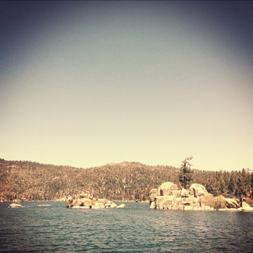 Boulder Bay, Big Bear Lake, California