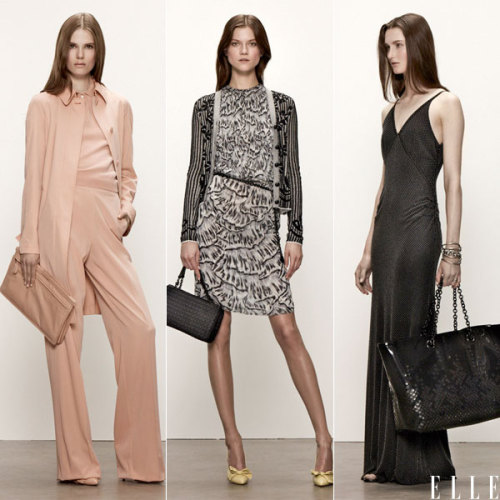 elle:  Bottega Veneta resort 2013