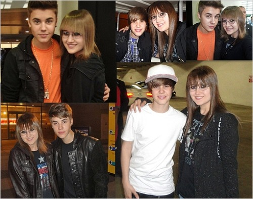 "As promised: Stalker Sarah speaks! A sample:  Sarah's such a red carpet fixture that she says she could attend events every day ""if I wanted to."" Though she's been featured in the media and even made friends with a few celebs, she adds that she ""was never in it for, like, fame"" — she simply liked taking pictures. And while she's attracted plenty of haters on Tumblr and Twitter, Sarah says she finds their snark motivating. ""I kick back and read [hateful comments] with a bowl of popcorn, and I just laugh it off,"" Sarah says. ""Sometimes it upsets me when I get too many nice comments. I'm like, 'Come on, I want some action here,'"" she adds with a laugh."