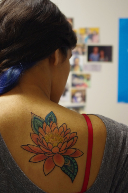 fuckyeahtattoos:  For my mother, the ethnic beauty.