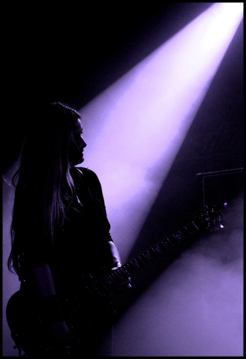 Liz Buckingham from Electric Wizard.