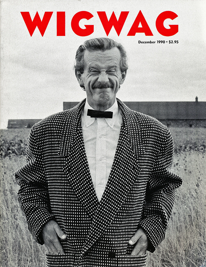 WIGWAG Magazine / December, 1990 | Flickr – Compartilhamento de fotos! @flickr.com
