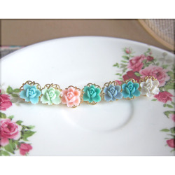 Romantic Floral Chain - JEWELSALEM