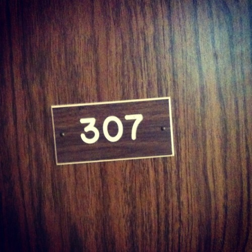 Bye 307 (Taken with Instagram at 1374 Grant St.)