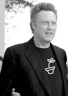walken loves homeygrown! so, by default, you should too.  *walken may not have actually worn shirt shown