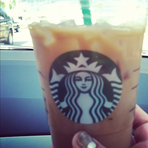 1st coffee in SC! (Taken with Instagram at Starbucks)