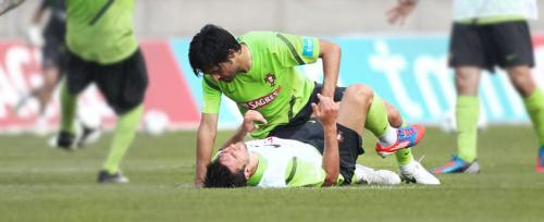 Custódio na Selecção Nacional - Euro 2012
