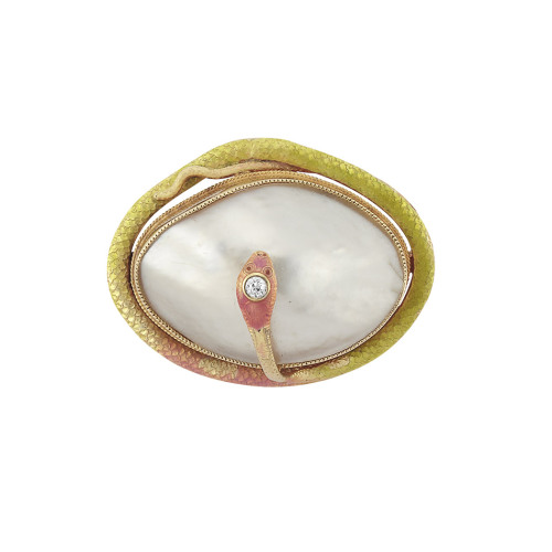 omgthatdress:  Brooch Doyle Auctions