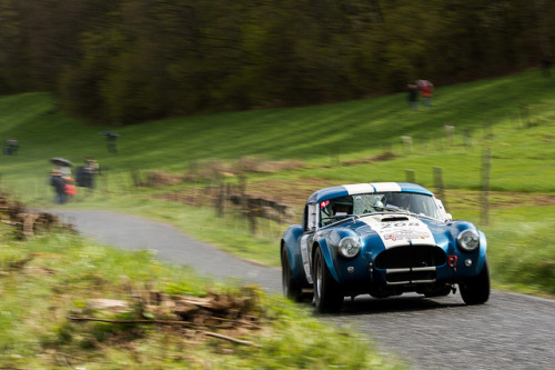 wellisnthatnice:  Tour Auto 2012 - AC Cobra by Guillaume Tassart on Flickr.