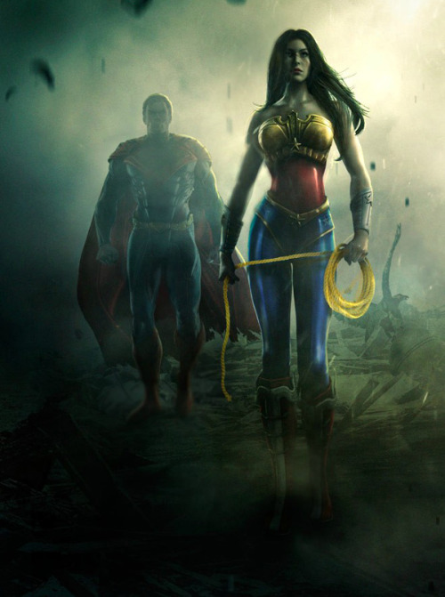 "gamefreaksnz:  DC brawler ""Injustice: Gods Among Us"" revealed  Warner Bros. and DC Entertainment today announced Injustice: Gods Among Us, an all-new fighting game in development at NetherRealm Studios."