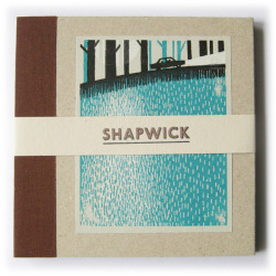 Jon Brooks - Shapwick (Claypipe, 2012) Artwork/Design by Frances Castle