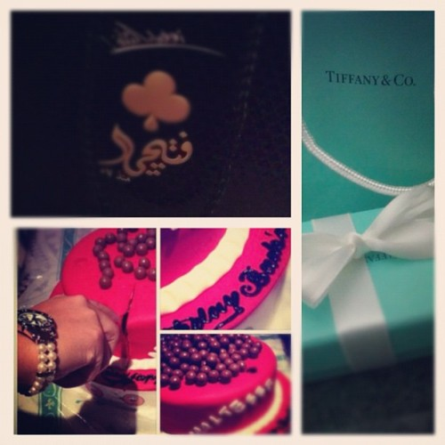 Sweetest #birthday thannk youu <3 i love youu jddan 😍❤🎉  (Taken with instagram)