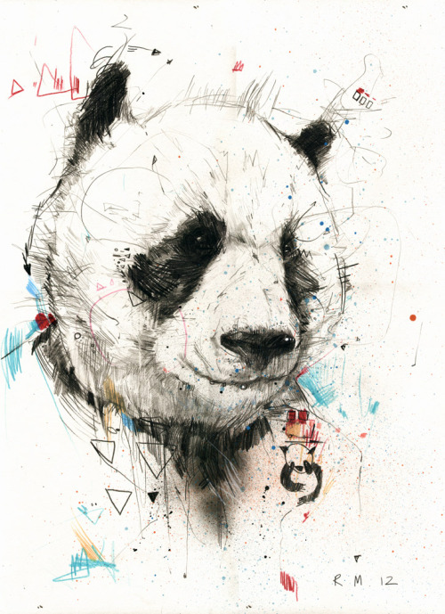 byroglyphics:  'Pandamonium' Group show @ Signal Gallery, London. http://www.signalgallery.com/