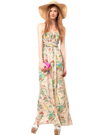 teenvogue:  These maxi dresses satisfy all of the requirements for a summertime staple: comfortable, cool, and totally cute. Check out more stylish picks here » asos.com