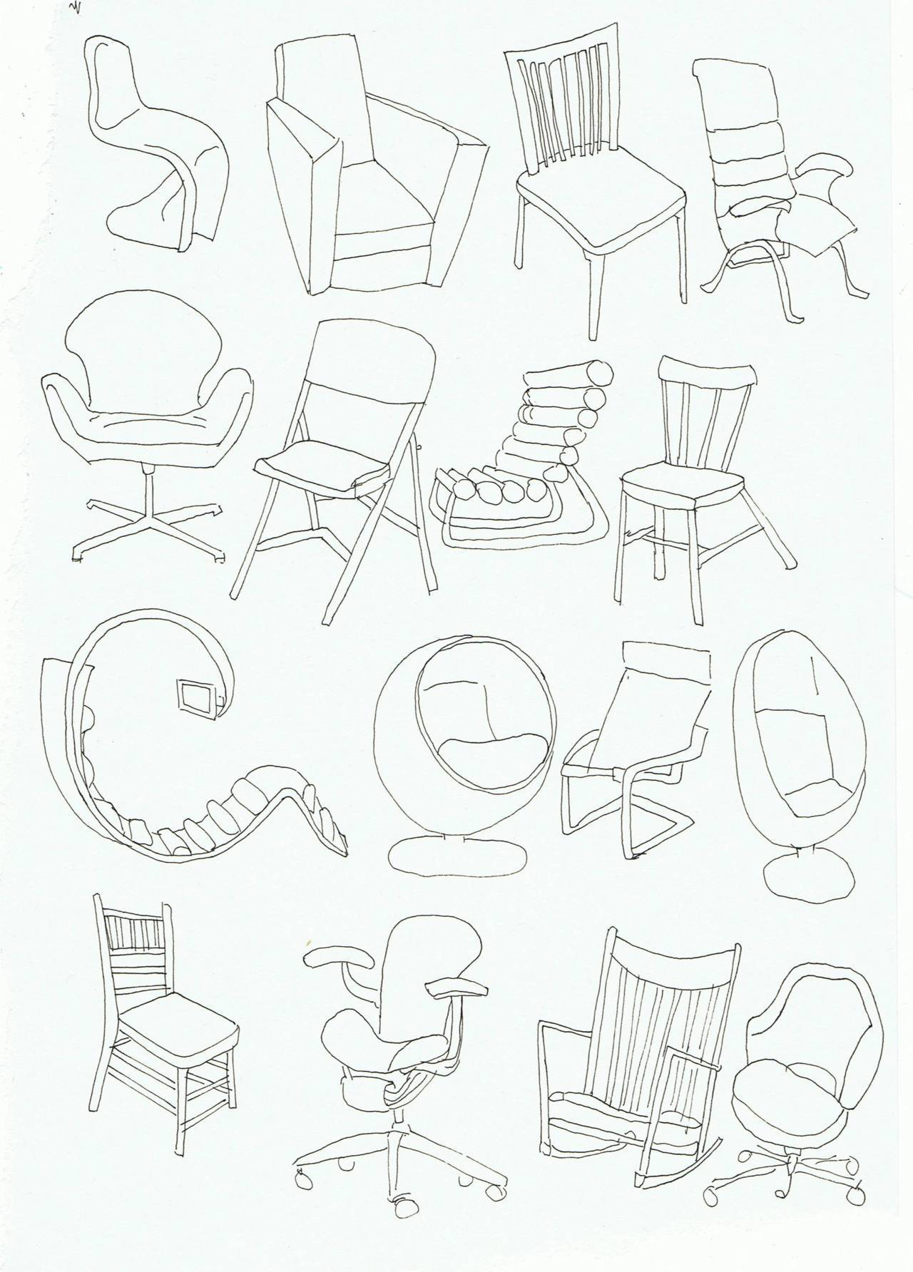 "first google image results of the ""chair"" word"