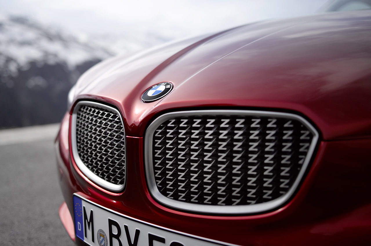 bimmers:  Close up on the front grille of the BMW Zagato Coupe More BMW photos at: Bimmers.tumblr.com  I don't reblog content much and I'm not one to go track down what someone else posted. I like to be original. Anyway, look at that grille detail.. I do have to say it's quite unique! zzzzzzzzzzzzzzzzzzzzzzzzzzzzzzzzzzzzzzzzzzzzzzzzzzzzzzzzzzzzzzzzzzzzzzzzzzzzzzzzzzzzzzzzzzzzzzzzzzzzzzzzzzzzzzzzzzzzzzzzzzzzzzzzzzzzzzzz