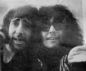 Marc Bolan and Keith Moon , i´m dead!!