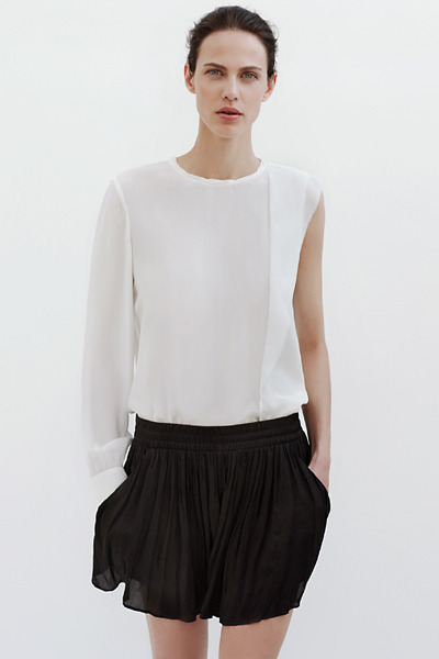 Zara June 2012 Lookbook!