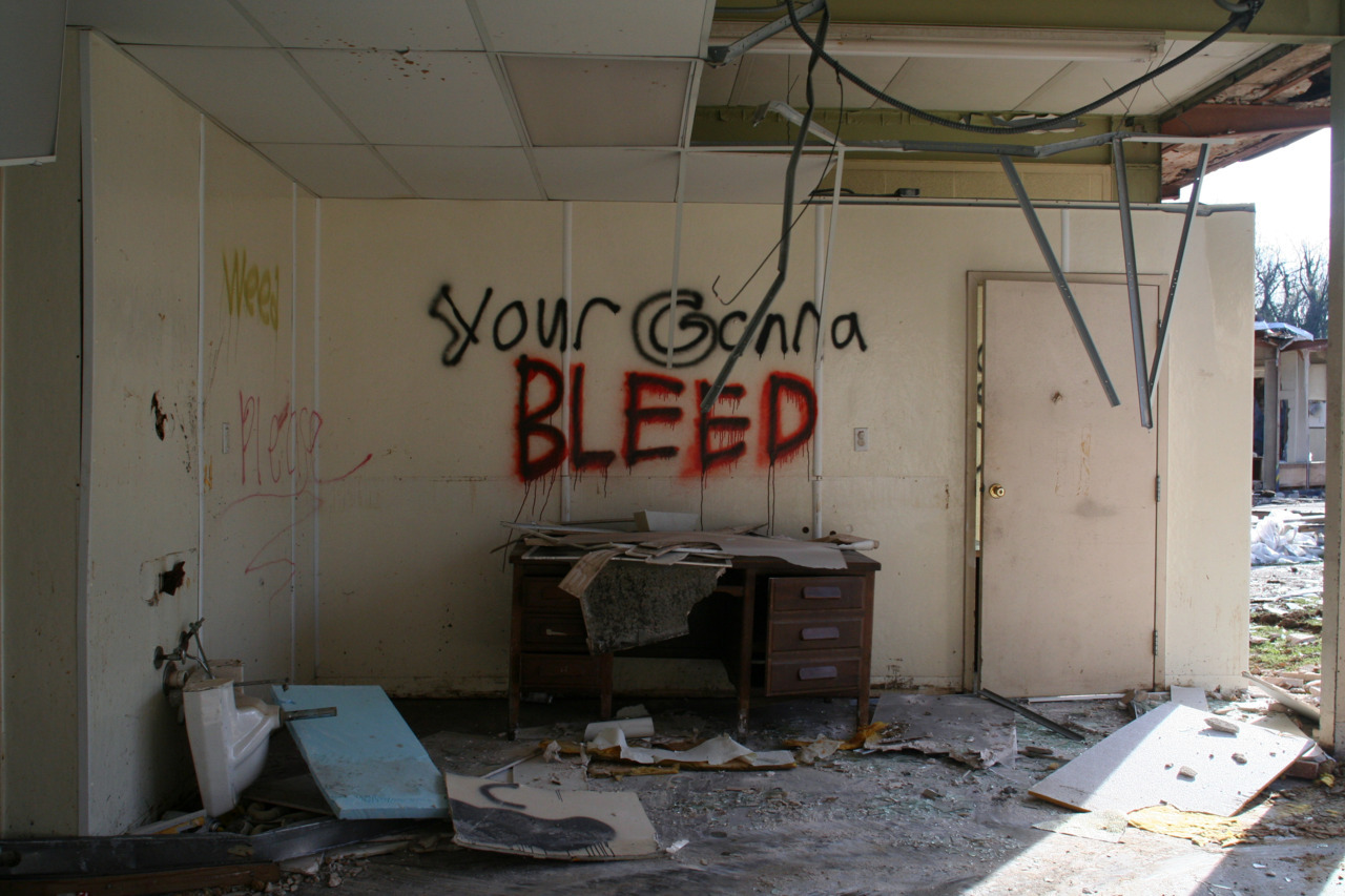 """Your Gonna Bleed"" Craven School - Greensboro, North Carolina"