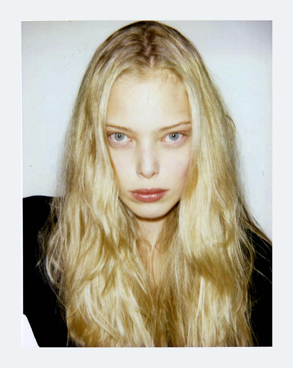 Tanya Dziahileva by Ezra Petronio for Self Service