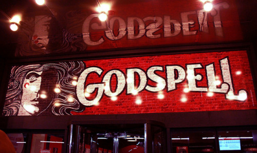 Godspell by mahalalala on Flickr.Godspell