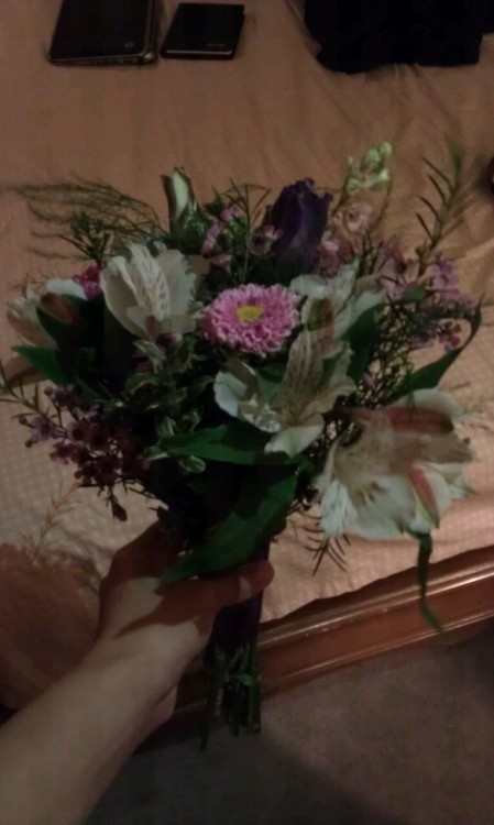Bouquet from Emma and Colm's wedding!