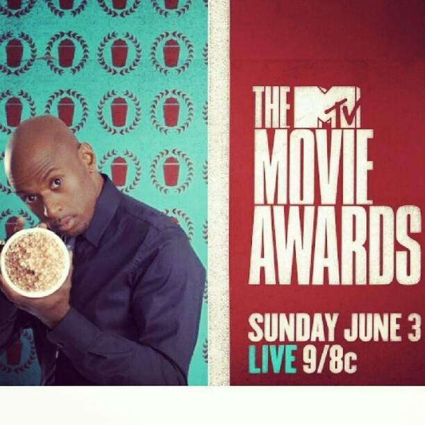 One of my MTV Movie Awards promo spots - Click to: See Video Taken with instagram