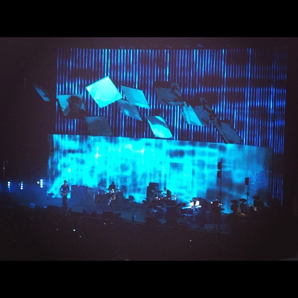 radiohead (Taken with instagram)