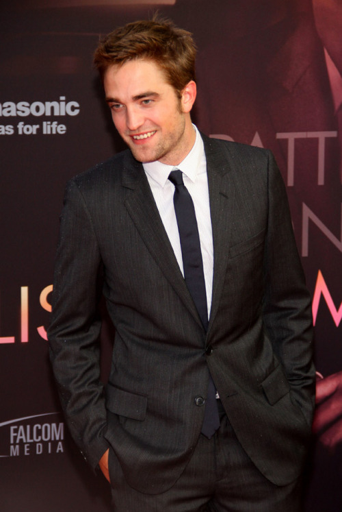 fuckyeahtwilight:  Robert Pattinson | 'Cosmopolis' Berlin Premiere - May 31, 2012