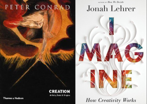 Creativity and Inspiration: Peter Conrad versus Jonah Lehrer The Guardian: Divine monsters. Andrew Brown is exhausted by the breadth of reference in Peter Conrad's study of inspiration, Creation The Guardian: Imagine: How Creativity Works by Jonah Lehrer. A self-regarding how-to guide through the creative process