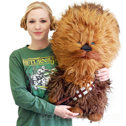 shunta:  (via STAR WARS GIANT CHEWBACCA)