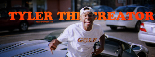 Tyler The Creator 2 Facebook Cover