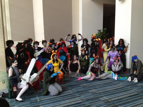 seekerthefox:  Look at all of these beautiful people!