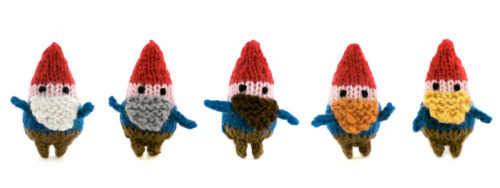 Hello we are tiny gnomes.