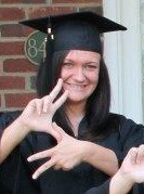 Officially a Centre College Graduate and Kappa Alumna