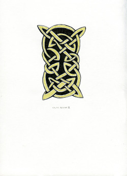 celtic design III