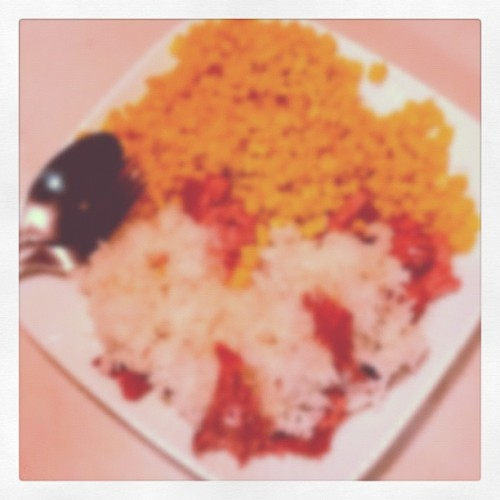 I eat like a pig 🐷 (Taken with instagram)