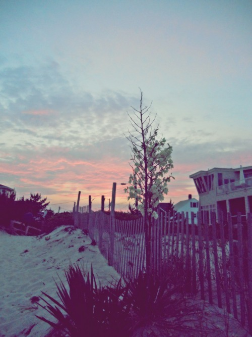 LBI Sunset ~ Taken by Me.
