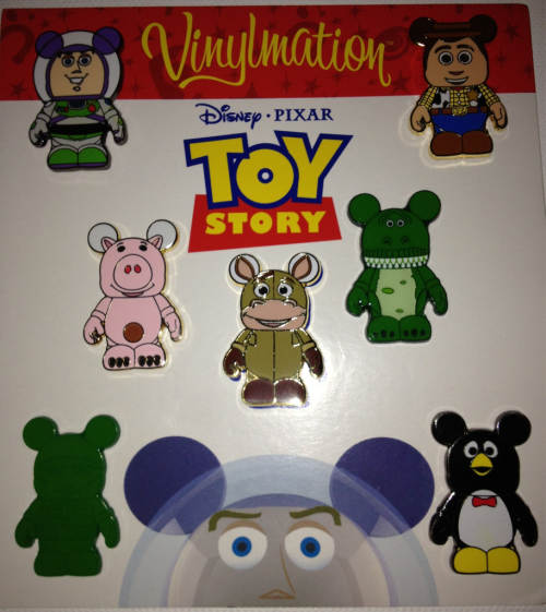 Vinylmation Disney.Pixar Toy Story