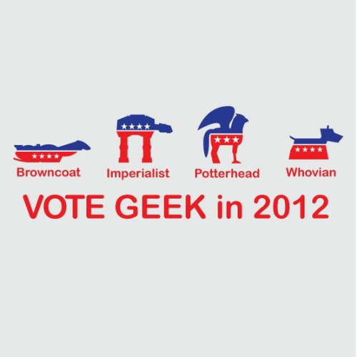 I will always vote Geek