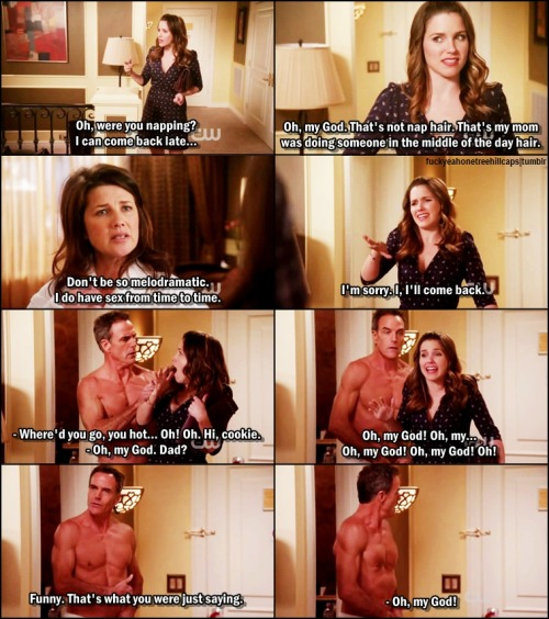 One Tree Hill 9x12 Anyone Who Had a Heart