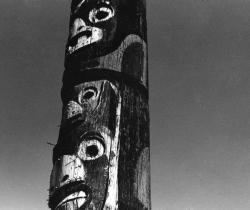 """Totem"", photographed with a 35mm in Apple Valley, California, circa 2008."